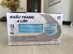 Khẩu Trang - 4 lớp