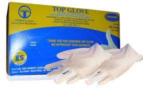 găng tay Top Glove