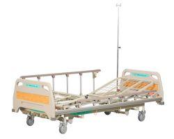 Giường y tế 3 tay quay HK-9007