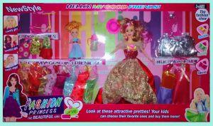 Bộ Búp Bê Barbie Lớn