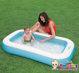 Bể bơi INTEX chữ nhật 166cm