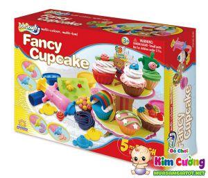 Đất nặn: fancy cupcake