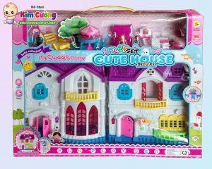 Bộ ngôi nhà - Cute house