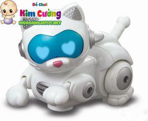 Mèo robot phát nhạc