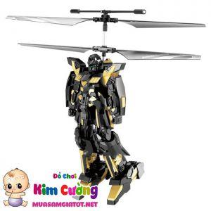 Robot bay điều khiển