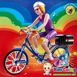 Xe đạp pin 2699C