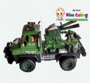 Xe quân đội điều khiển từ xa