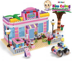 xếp hình lego seefood 4503