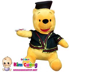 Pooh tốt nghiệp