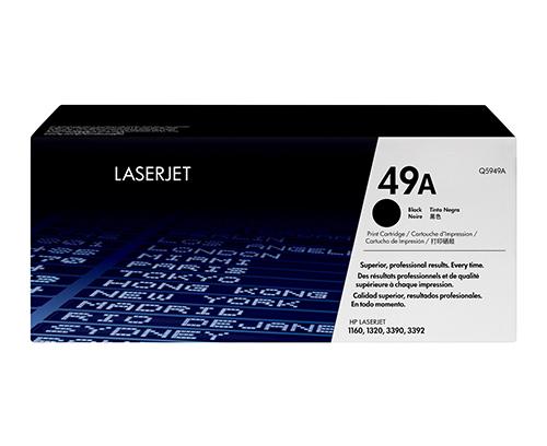 Mực in Laser HP 49A - 53A
