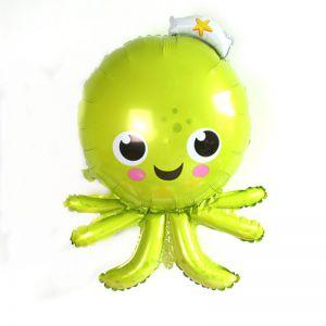 Bong bóng kiếng mini Bạch Tuộc 40cm