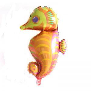 Bong bóng kiếng mini Cá ngựa 40cm