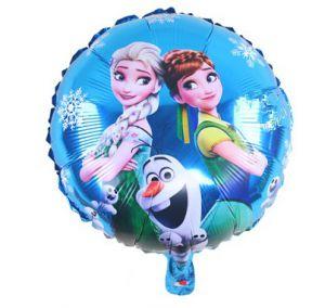 Bong bóng kiếng tròn Elsa 45cm