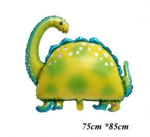 Bong bóng kiếng Khủng long thân tròn 85cm