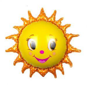 Bong bóng kiếng Mặt trời cười khổng lồ 80cm