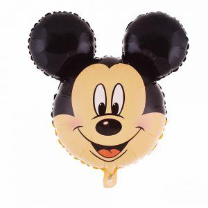 Bong bóng kiếng mini đầu Mickey 40cm
