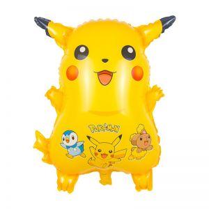 Bong bóng kiếng hình Pokemon cao 60cm