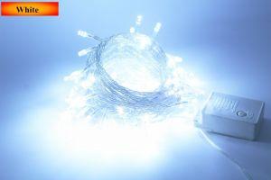 Dây đèn mưa 10m - 100 led trắng