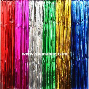 Rèm kim tuyến 2m x 1m (có 8 màu)