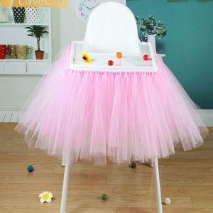 Cuộn voan lưới trang trí chân bàn tiệc hoặc váy tutu cho bé