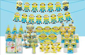 Set trang trí sinh nhật Minion