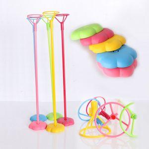 Set 3 bộ đế cắm bong bóng để bàn (có 4 màu)