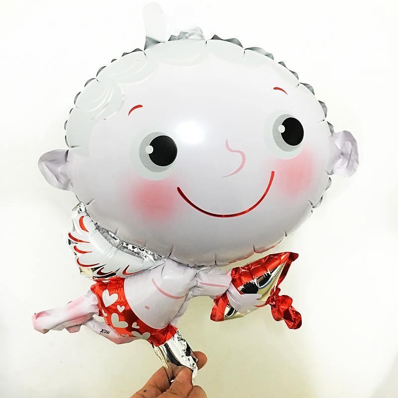 Bong bóng kiếng mini Thiên Thần Cupid