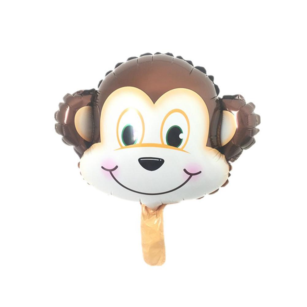 Bong bóng kiếng mini Đầu Khỉ 40cm