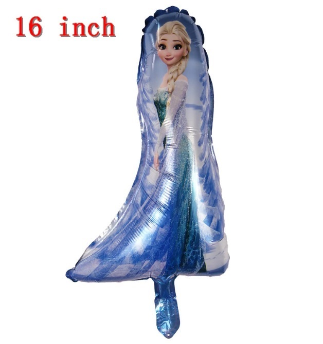 Bong bóng kiếng mini Elsa 40cm
