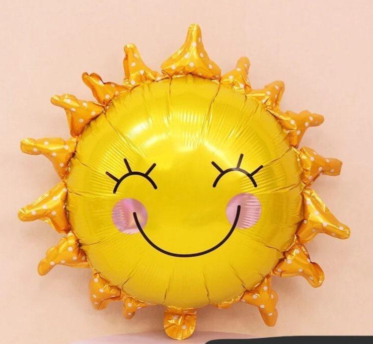 Bong bóng kiếng Mặt trời mini 40cm