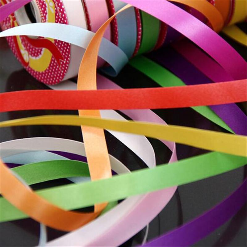 Cuộn dây ruy băng nylon màu 1,2cm