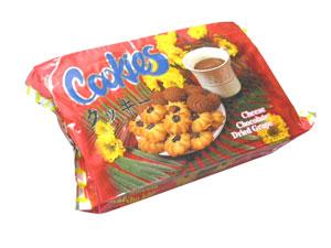 Cookies (Nho, Sô cô la, Pho mát)