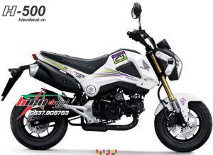 H 500