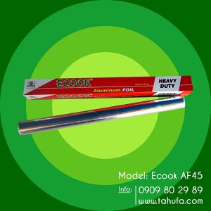 Màng nhôm thực phẩm Ecook AF45
