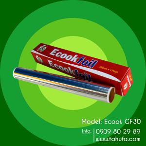 Màng nhôm thực phẩm Ecook GF30