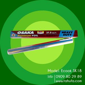 Màng nhôm thực phẩm Ecook SK18