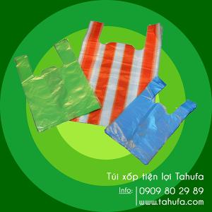Túi xốp tiện lợi các loại