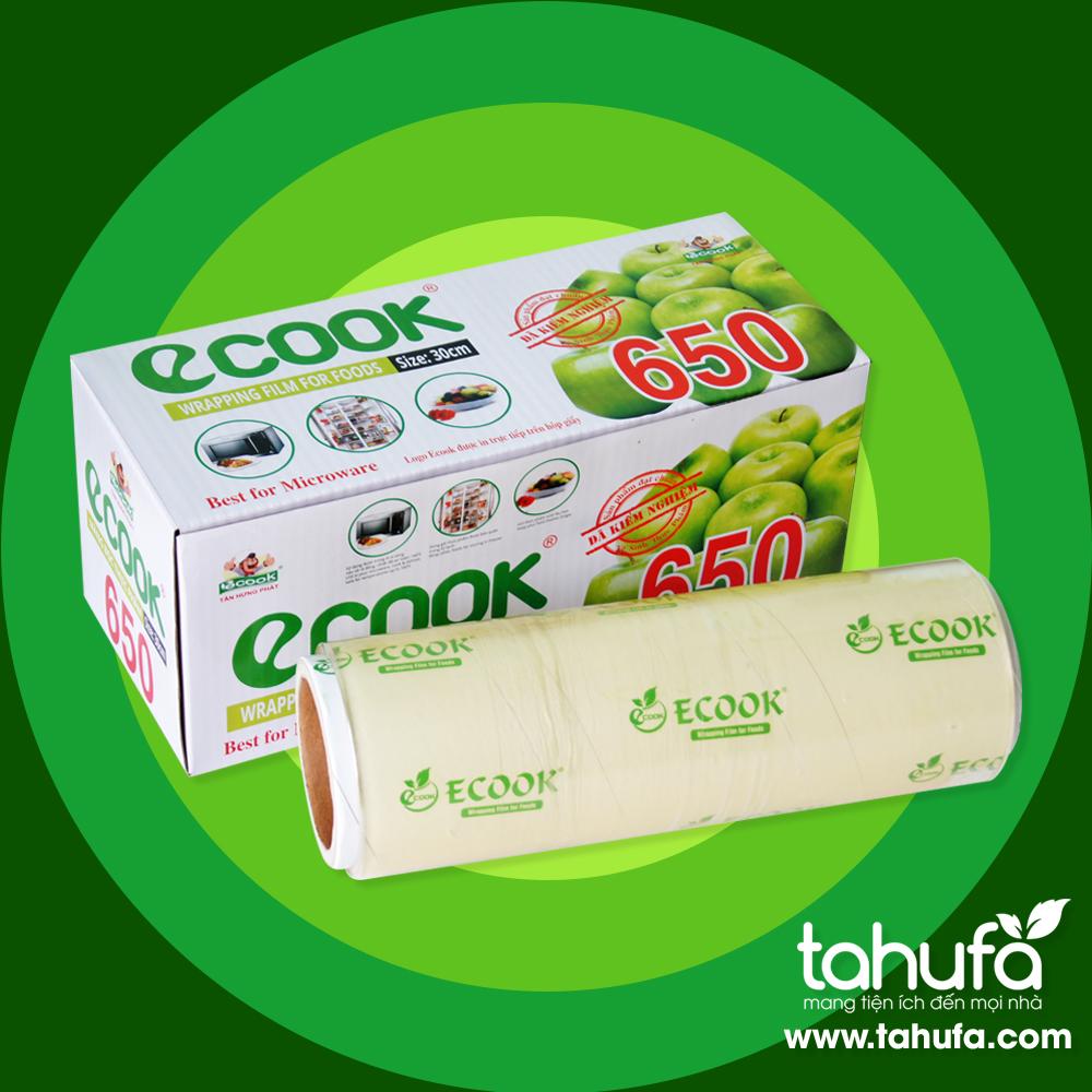 Màng bọc thực phẩm Ecook P650