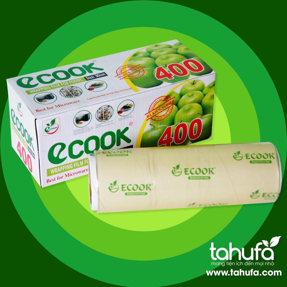 Màng bọc thực phẩm Ecook E400