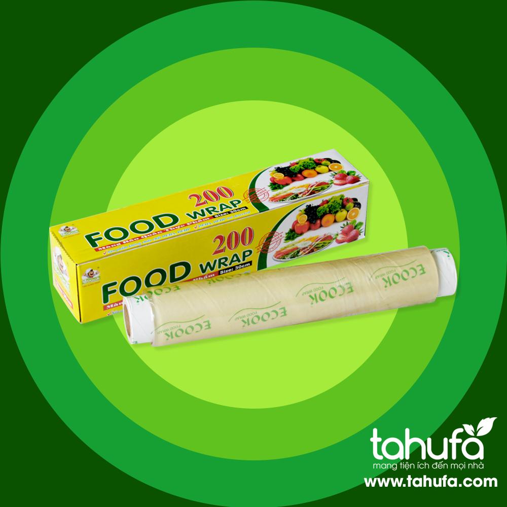 Màng bọc thực phẩm Ecook P200
