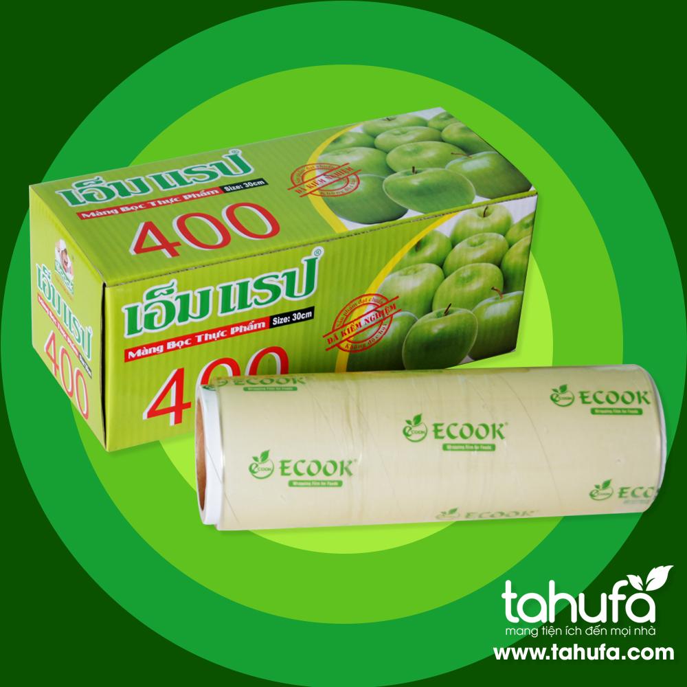 Màng bọc thực phẩm Ecook P400
