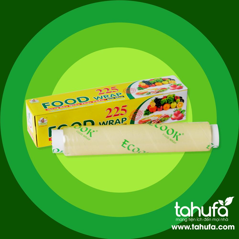 Màng bọc thực phẩm Ecook R225